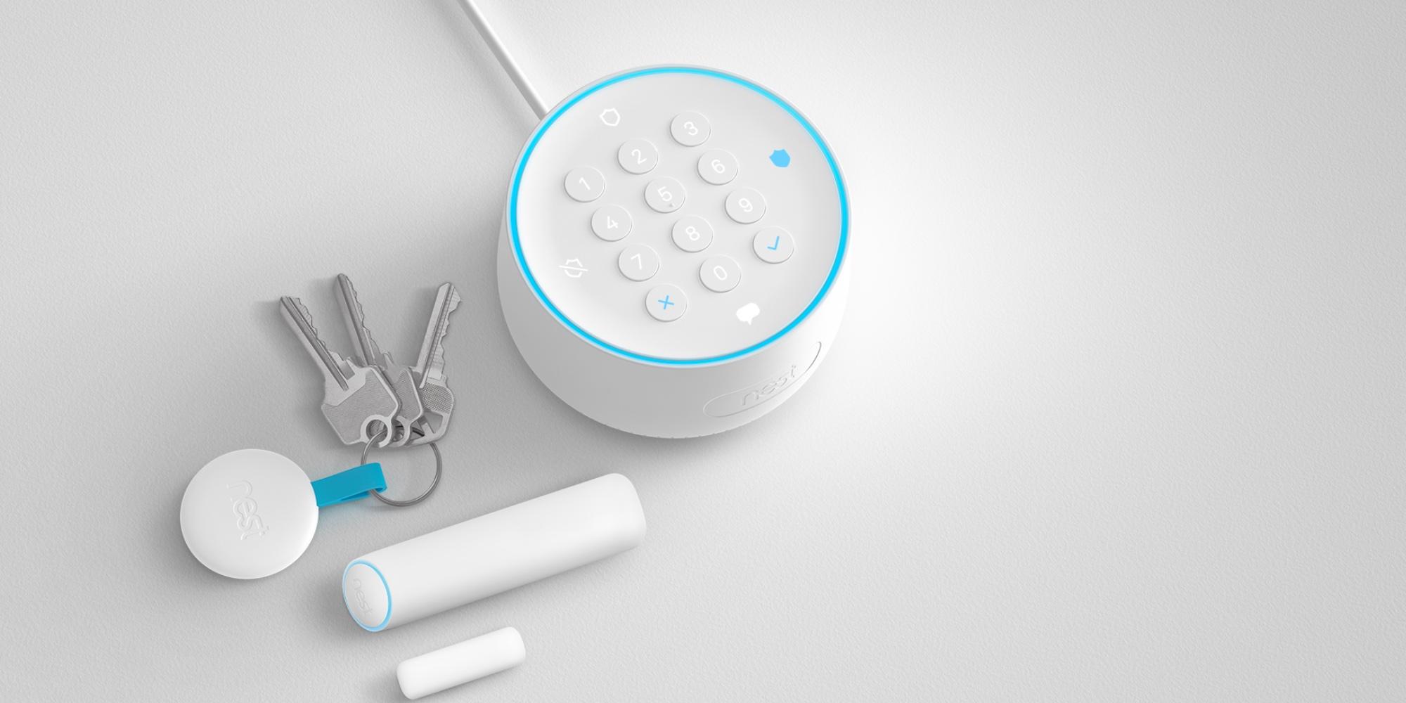 Nest Secure Alarm Starter Pack