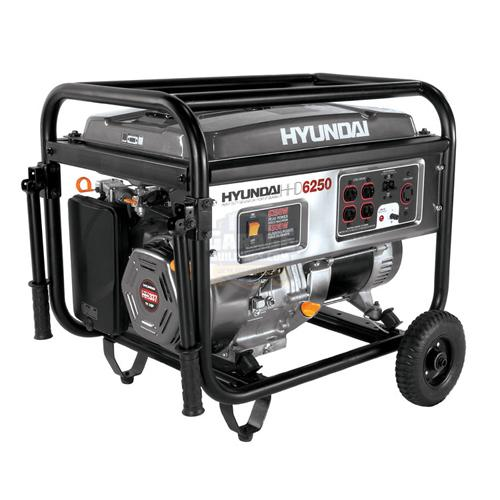 Hyundai 6250W 11HP Portable Generator