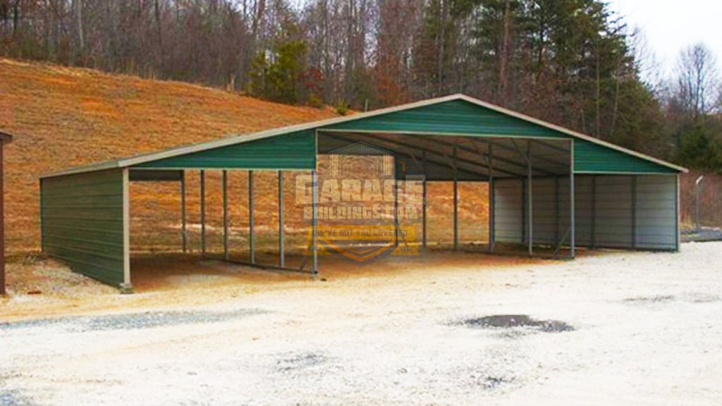 44x26 Continuous Roof Barn