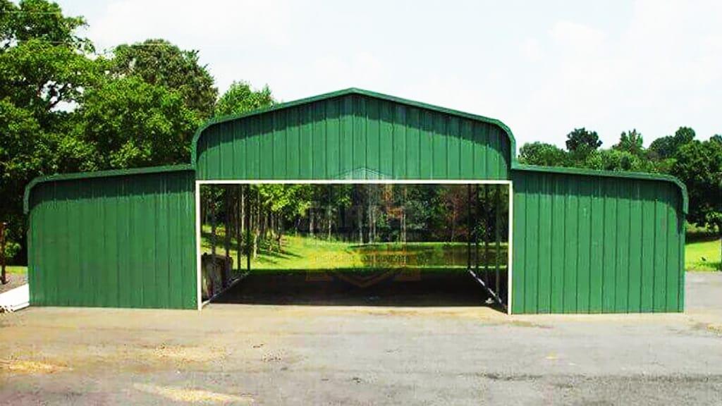 48x21 Regular Roof Barn