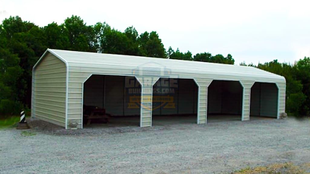 22x36 Metal Carport