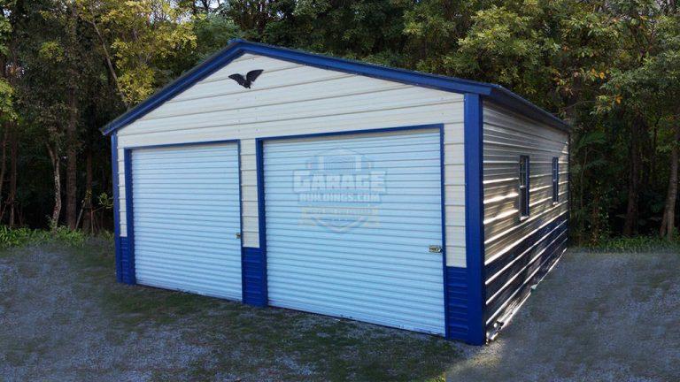 24x36 Double Garage