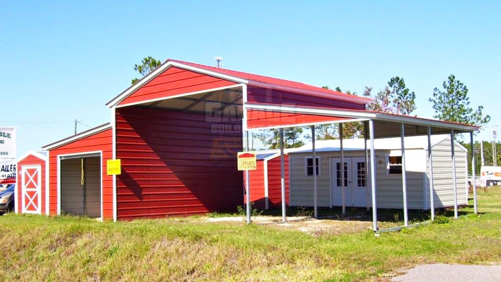 36x21 Carolina Barn
