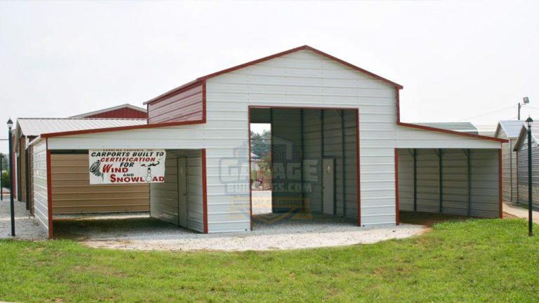 44x26 Carolina Barn