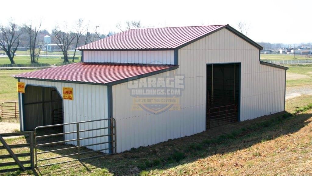 Choose Garage Buildings For Best Quality Farm Building