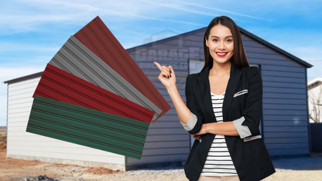 Color Options For Your Building