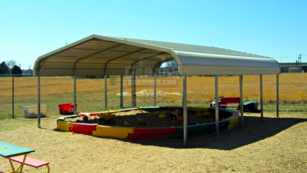 Single Car Carports