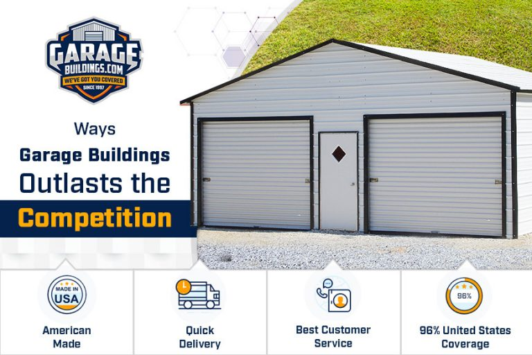 Ways Garage Buildings Outlasts the Competition