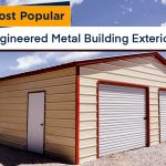 The Most Popular Pre-Engineered Metal Building Exteriors