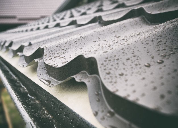 Water-Shedding Roofs