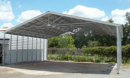 Clear Span Metal Buildings
