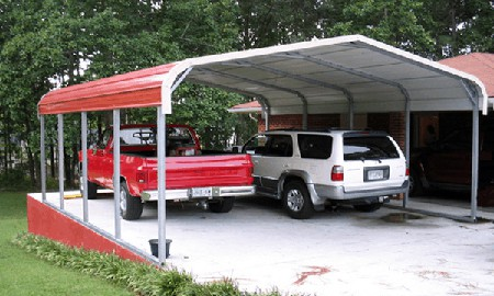Regular Roof Carports