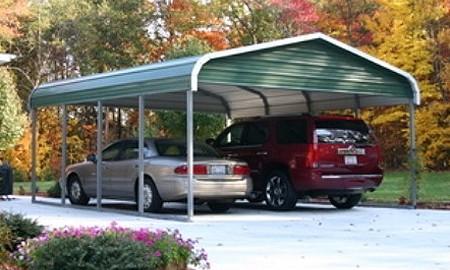 Two Car Carports