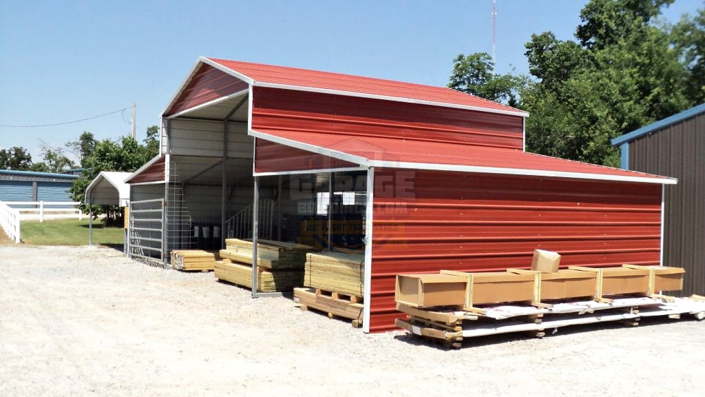 Metal Buildings Mo Prefab Steel Buildings In Missouri
